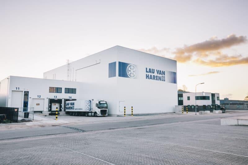 Lau van Haren – Nieuwbouw bedrijfspand